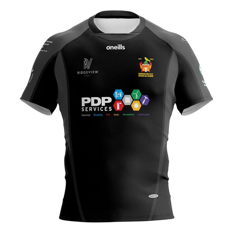 Burgess Hill RFC Kids' Rugby Jersey (JNR)
