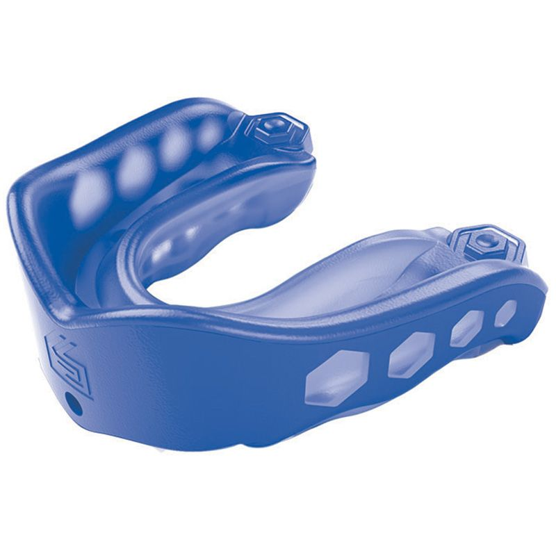 Shock Doctor Gel Max Mouth Guard Blue