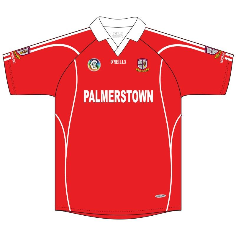 St Pats Palmerstown Camogie Jersey (Kids)