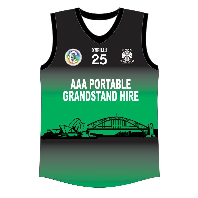 Craobh Phadraigh GAA Sydney Womens Vest Kids (Camogie 2017)