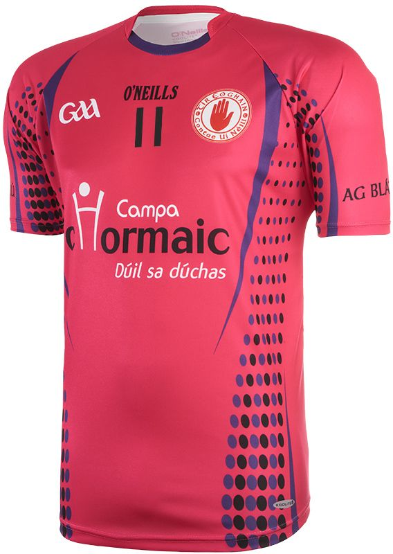 Campa Chormaic GAA Jersey Pink/Navy