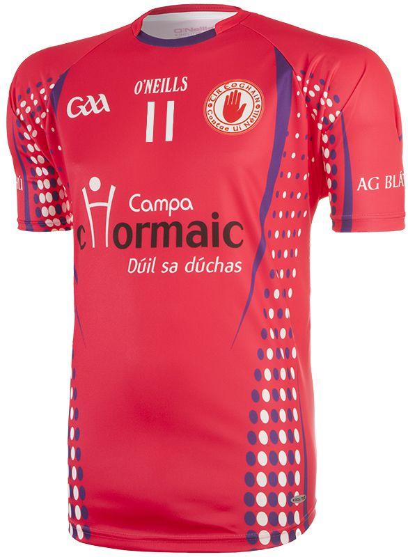 Campa Chormaic GAA Jersey Pink/White