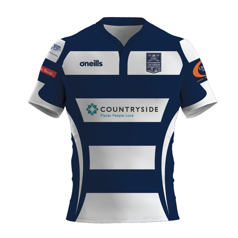 Cantabs Kids' Rugby Replica Jersey