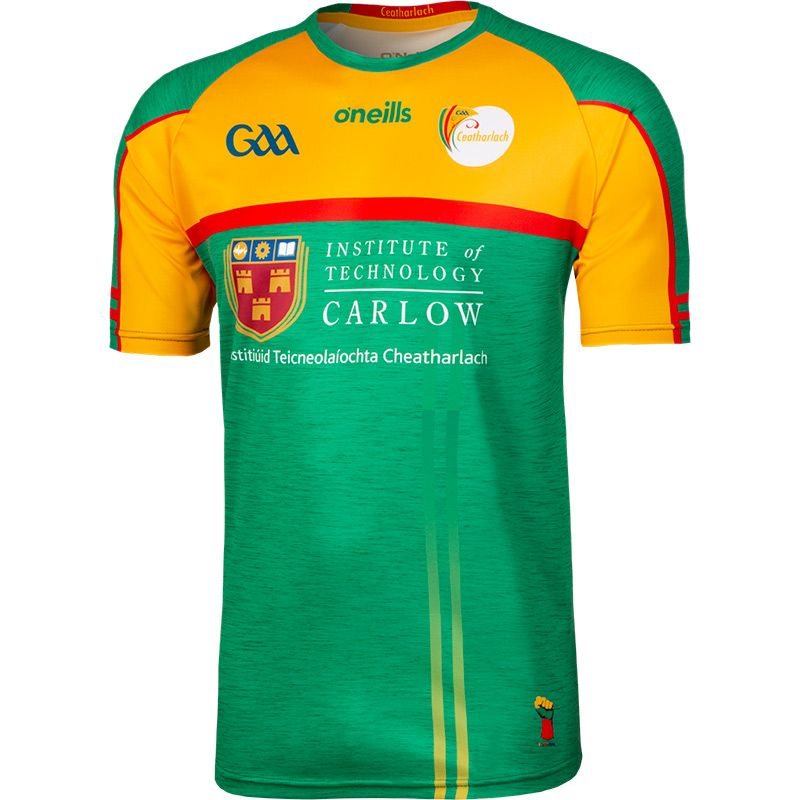 Carlow GAA Away 2-Stripe Jersey (Kids)