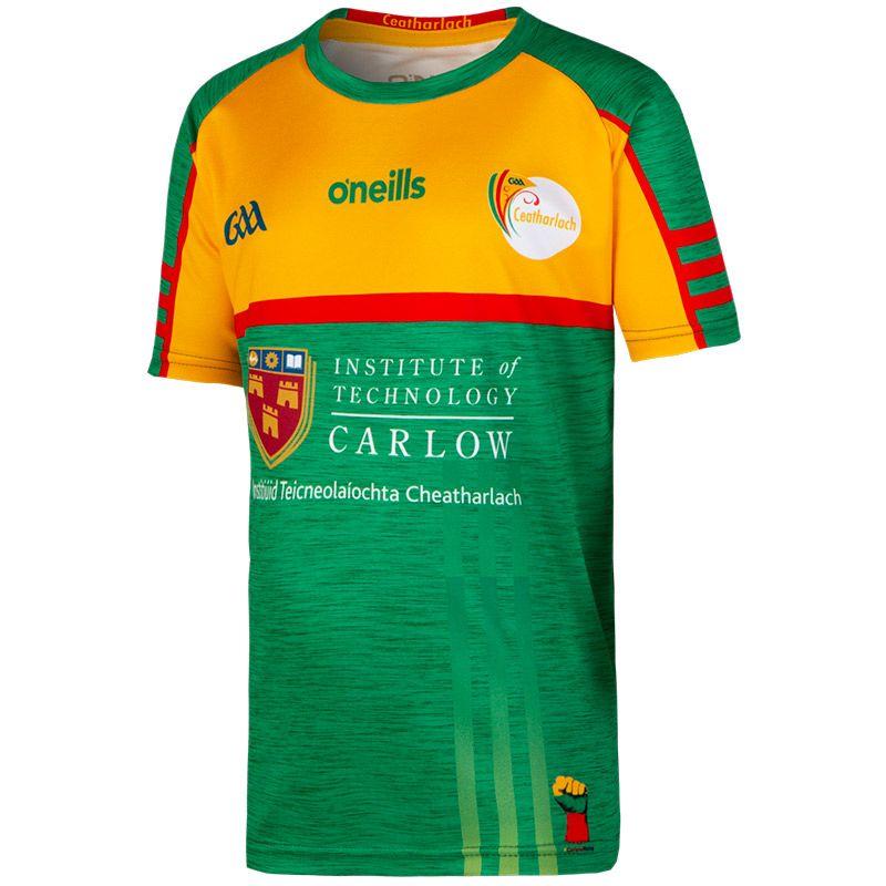 Carlow GAA Kids' Away Jersey