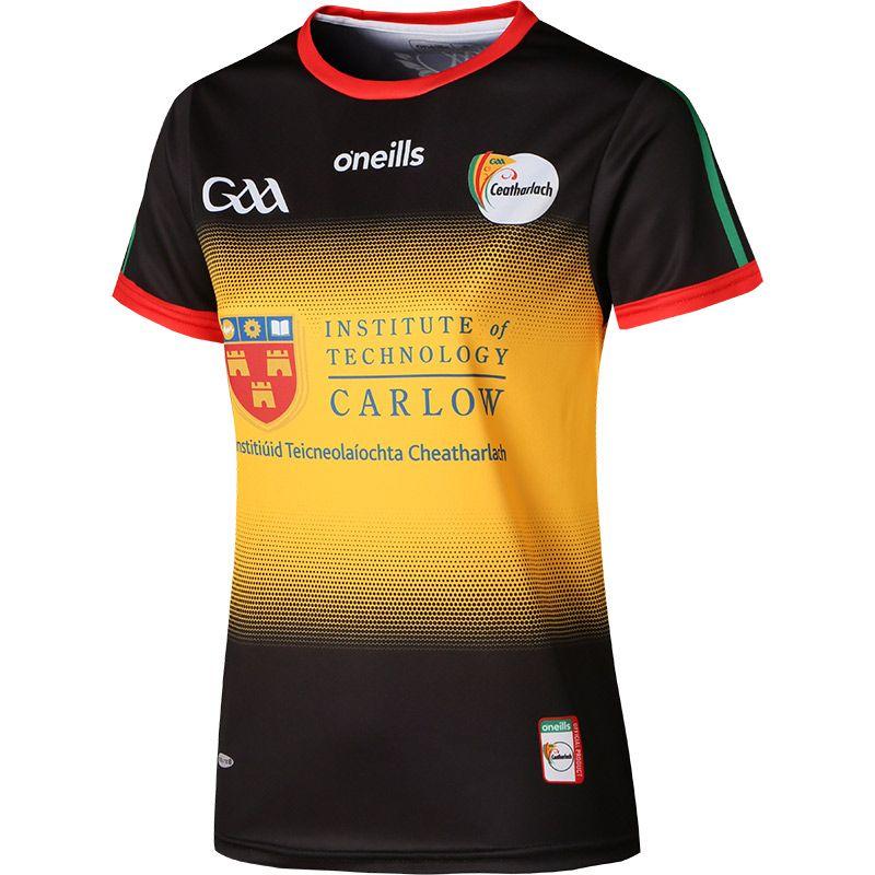 Carlow GAA Women's Fit 2 Stripe Goalkeeper Jersey