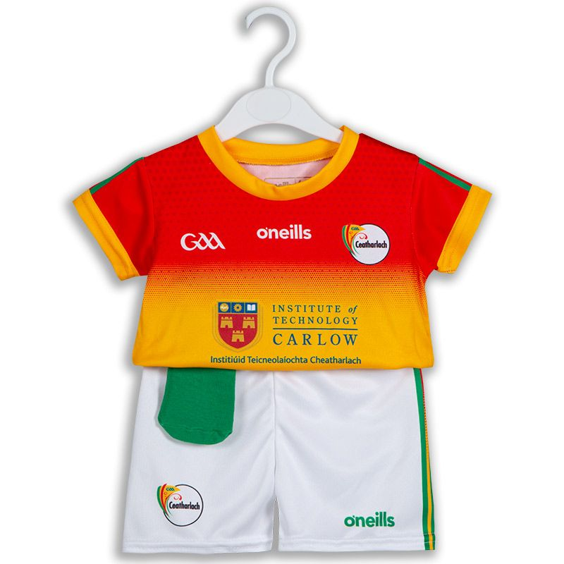 Carlow GAA Home Mini Kit