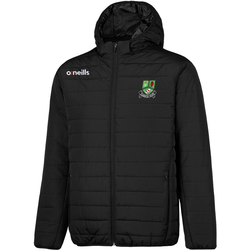 Carrick Aces Athletics Club Solar Hooded Padded Jacket