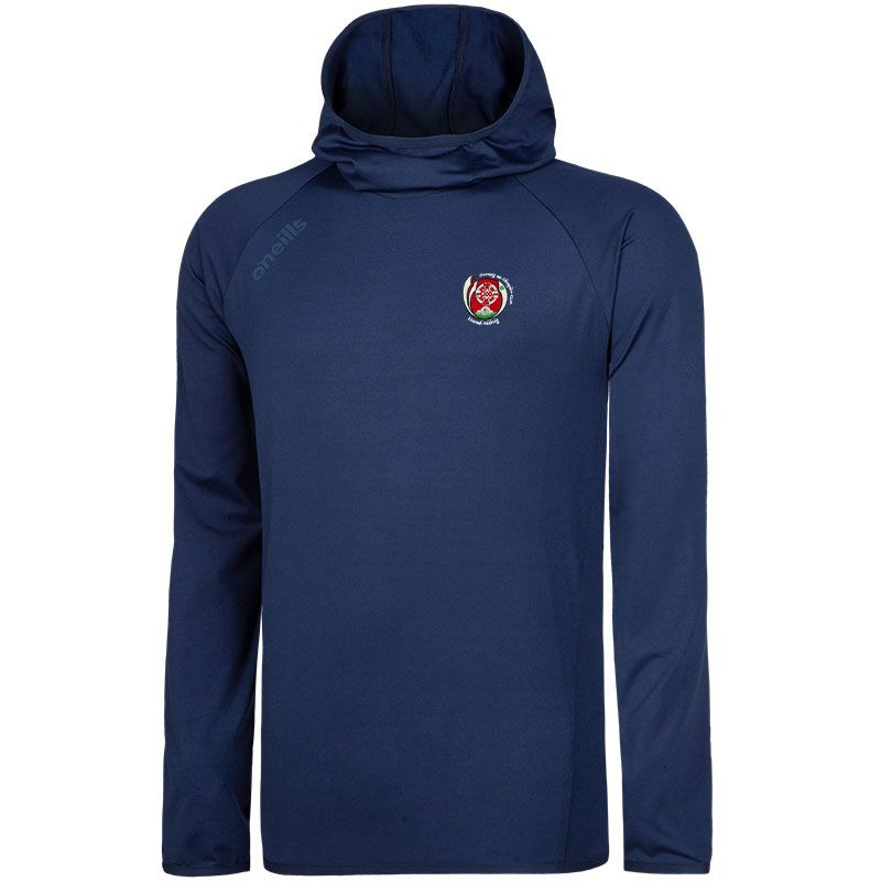 Carrickcruppen GFC Foyle Brushed Snood Hoodie