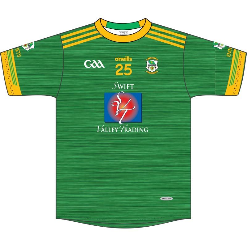 Carrickmacross Emmets GFC Kids' Jersey (Green)