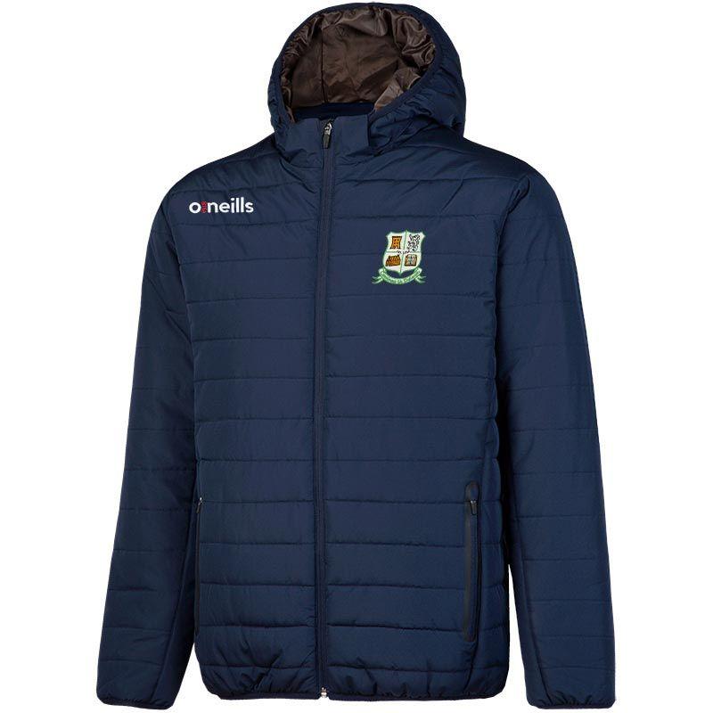 Castledaly GAA Solar Boys Hooded Padded Jacket