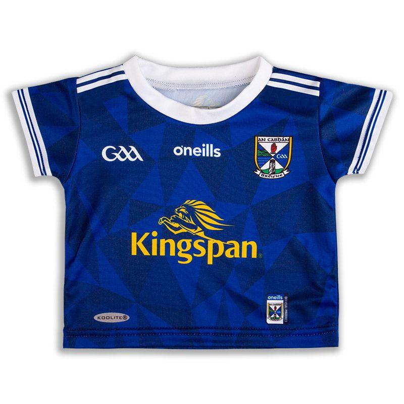 Cavan GAA Baby 2-Stripe Jersey