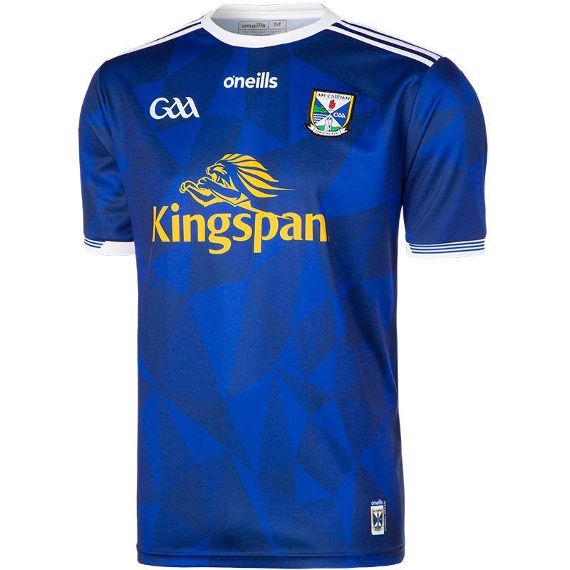 Cavan GAA Player Fit Home Jersey