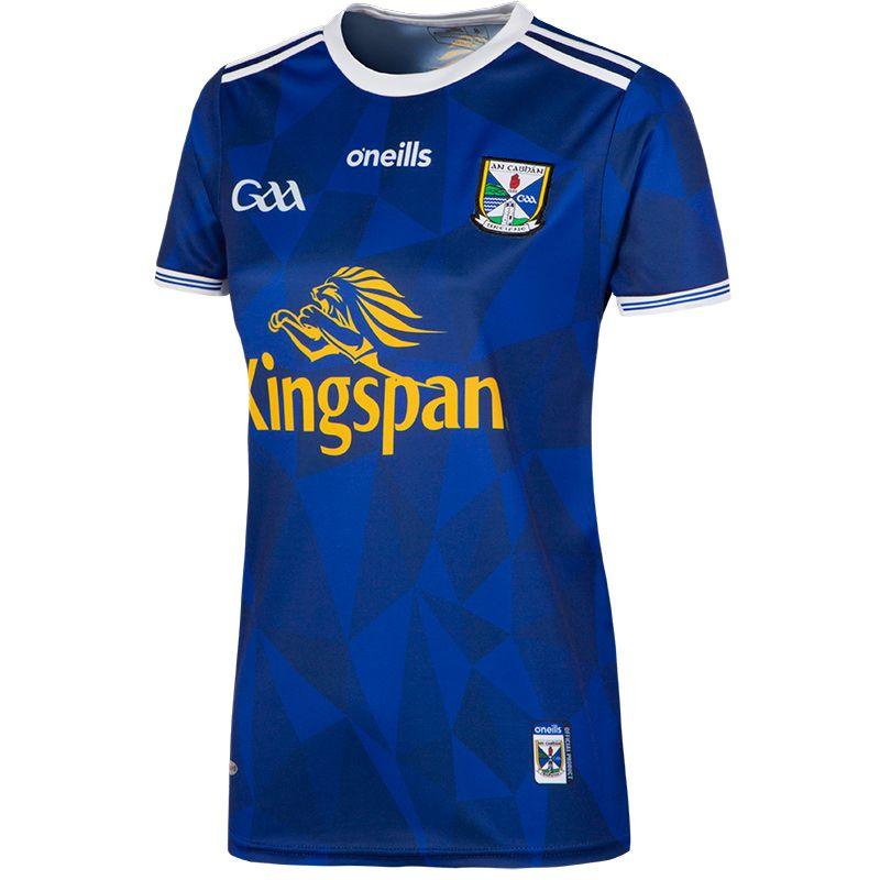 Cavan GAA Womens Fit 2-Stripe Jersey