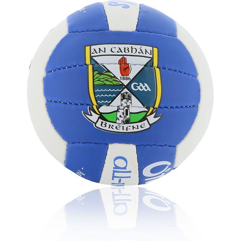 Cavan GAA All Ireland Mini Gaelic Football Royal / White