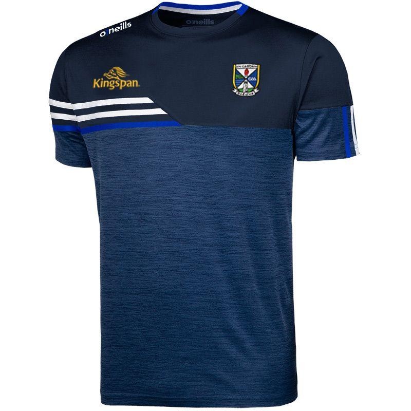 Cavan GAA Men's Nevis T-Shirt Marine / White