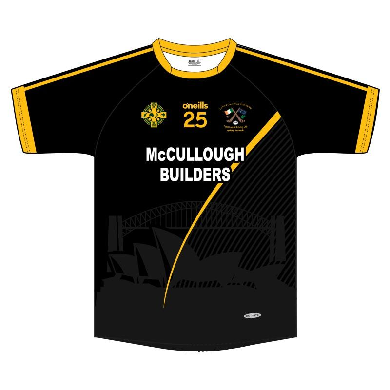 Central Coast GAA Jersey Kids (McCullough)