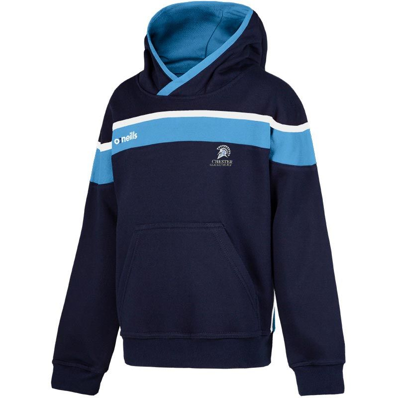 Chester Gladiators RL Auckland Hooded Top Kids