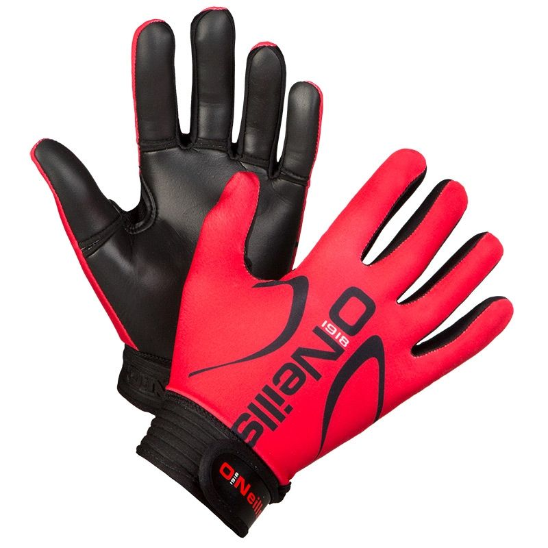 Challenge Gloves (Red/Black)