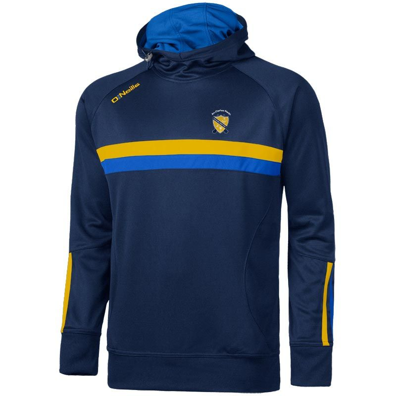 Charleston Hurling Club Rick Hooded Top