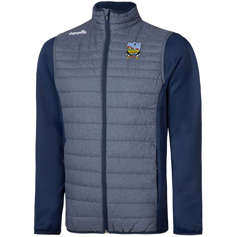 Portland Hurling Club Charley Padded Jacket