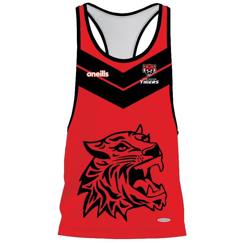 Cheltenham Tigers Boys Athletics Vest
