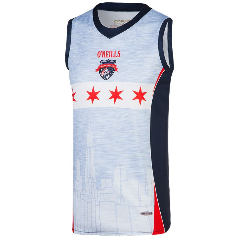 Chicago Patriots 2017 GAA Vest (Kids)