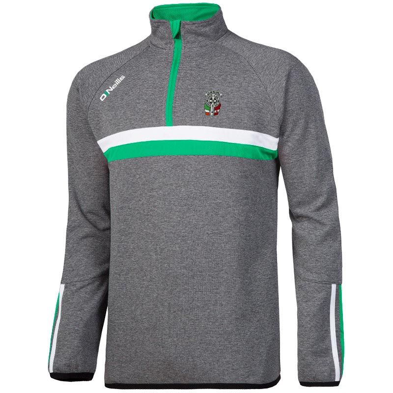 Clan Na nGael Toronto Rick Half Zip Fleece Top Kids