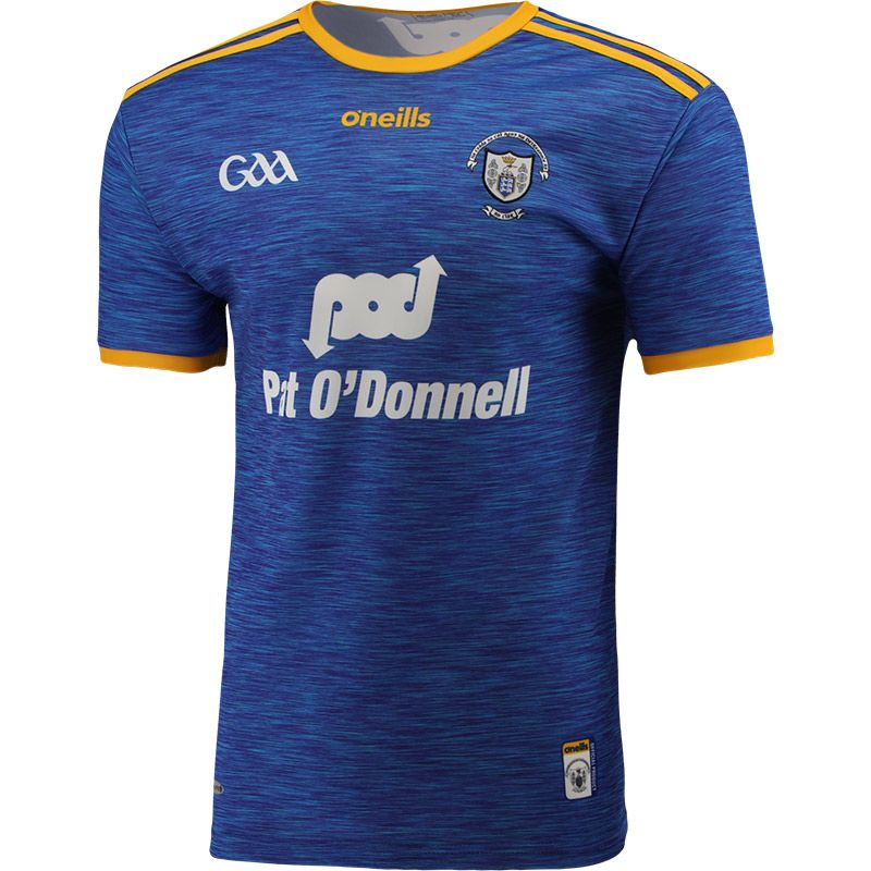 Clare GAA Player Fit 2 Stripe Goalkeeper Jersey