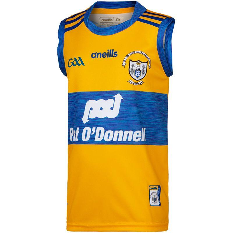 Clare GAA Kids' Vest