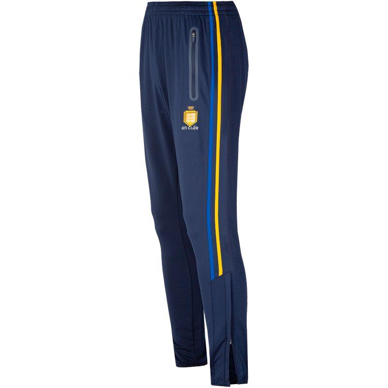 Clare GAA Men's Nevis Brushed Skinny Pants Marine / Amber / Royal