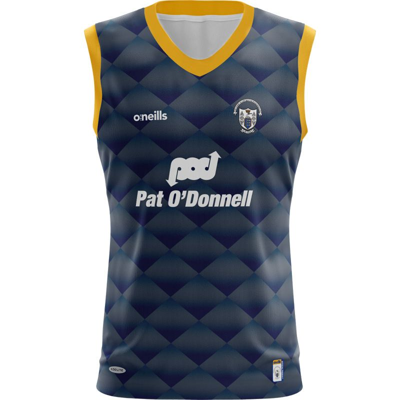 Clare GAA Training Vest
