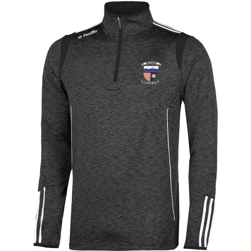 CLG Bearna Solar Brushed Half Zip Top