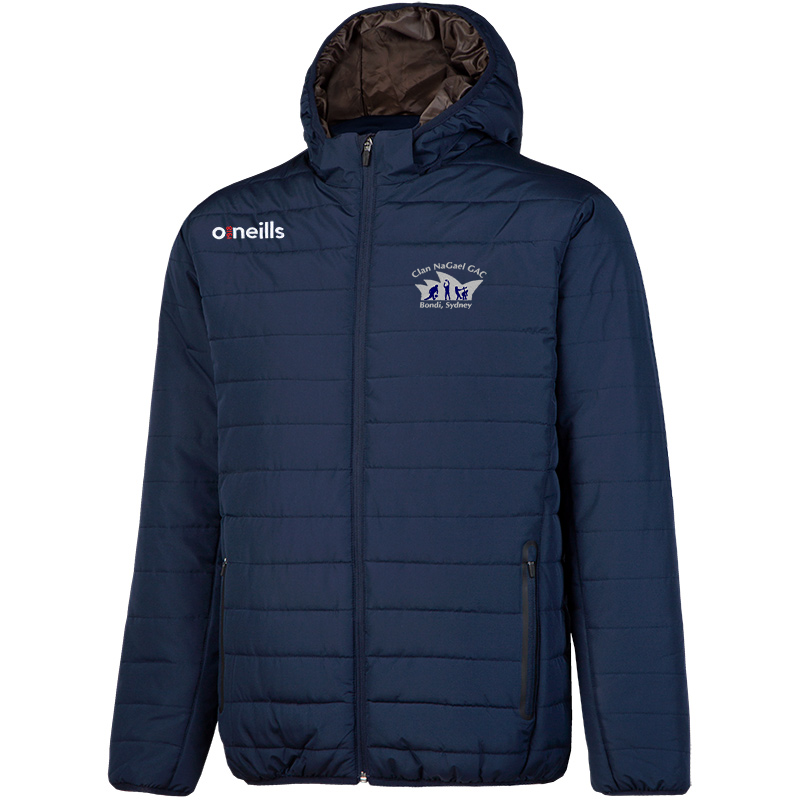 Clan Na Gael Sydney Solar Hooded Padded Jacket Kids
