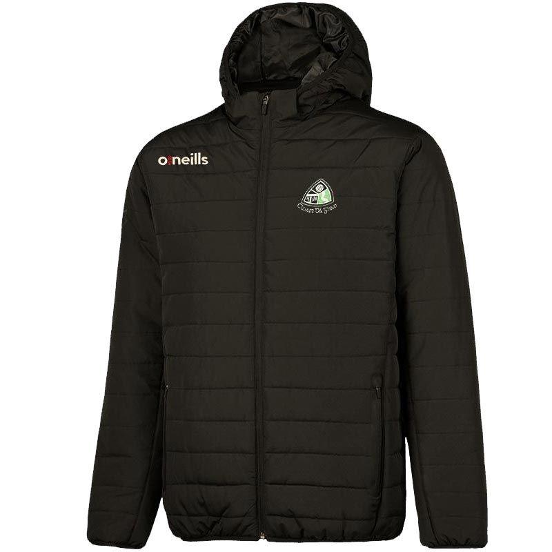 Clondegad GAA Solar Mens Hooded Padded Jacket