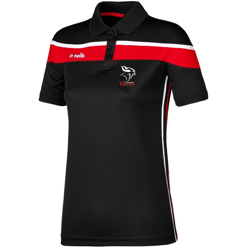 Canberra Vikings Women's Auckland Polo Shirt