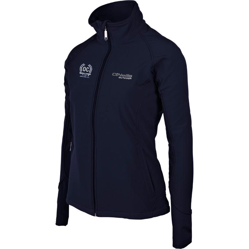 Old Collegians Rugby Club Coney Soft Shell Jacket (Womens)