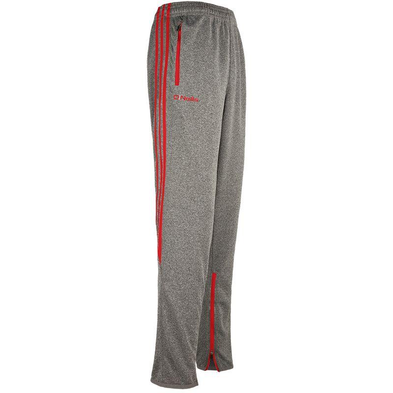 Kids' Cooper 3S Skinny Pants Grey / Red
