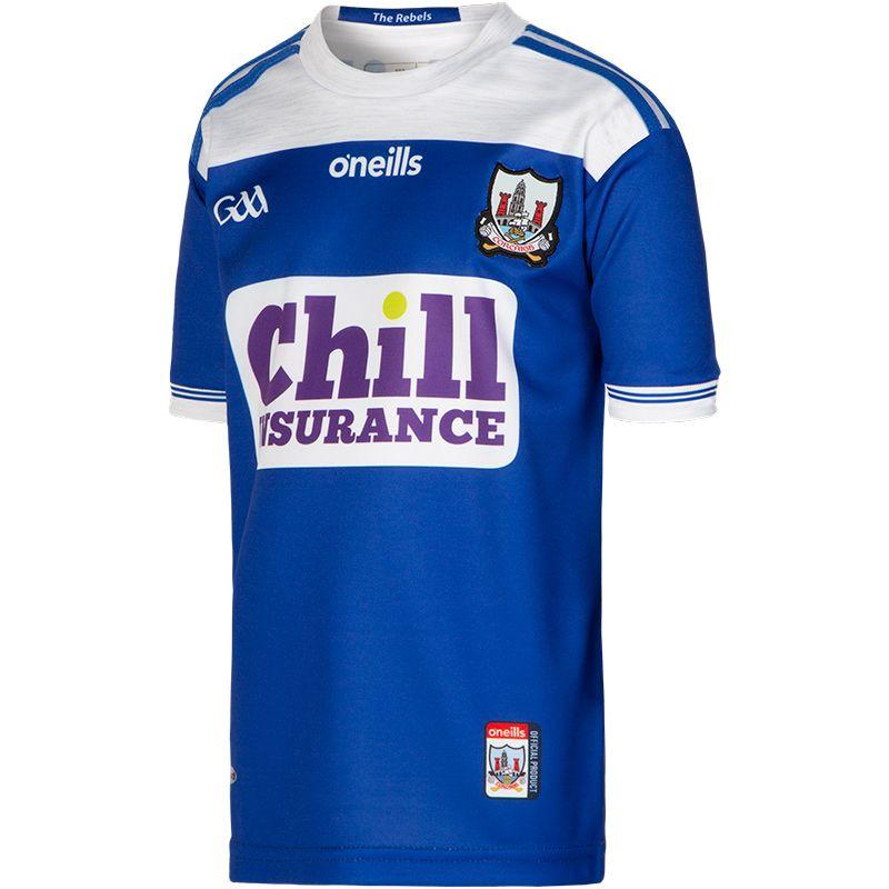 Cork GAA Kids' 2-Stripe Alternative Goalkeeper Jersey