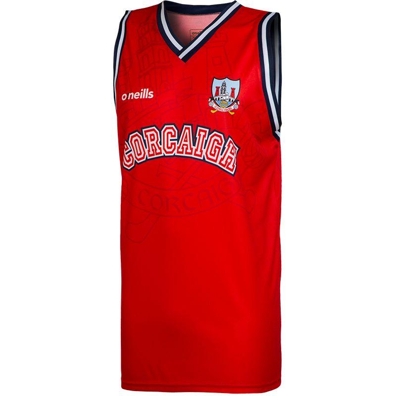Cork GAA Basketball Vest
