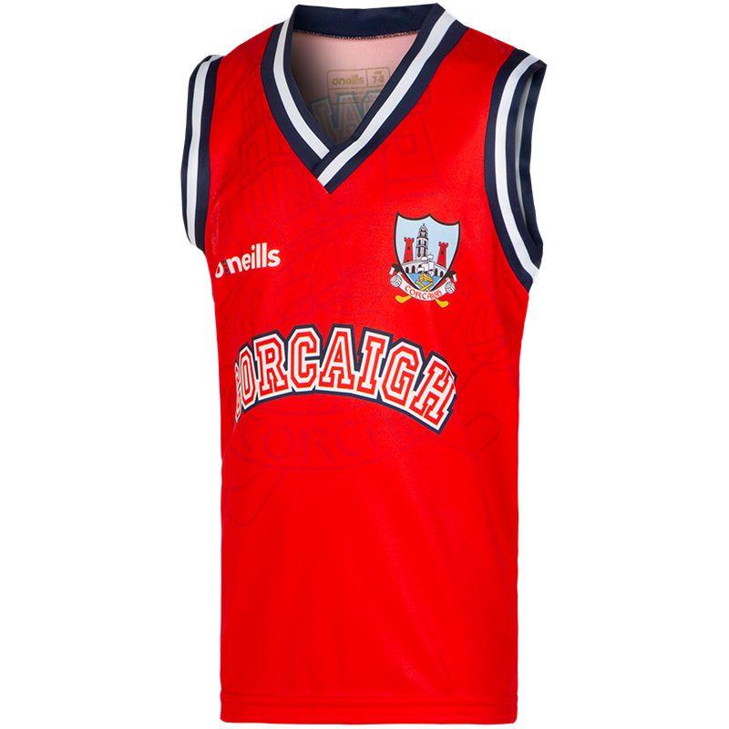Cork GAA Kids' Basketball Vest