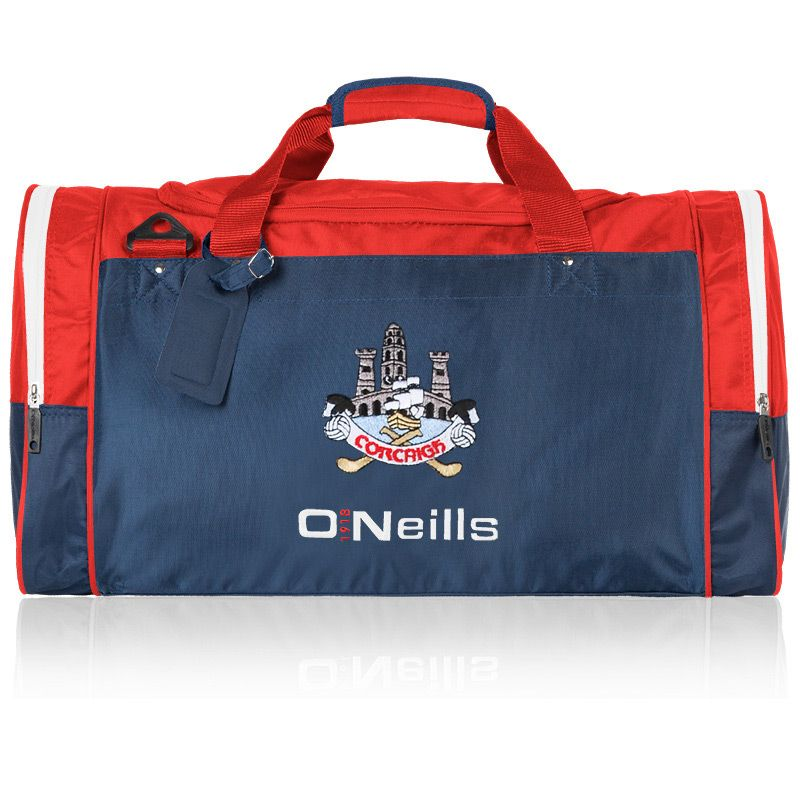 Cork GAA Denver Bag Marine / Red / White