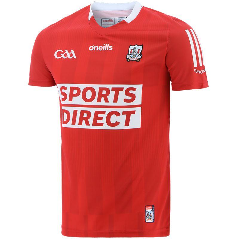 Cork GAA Player Fit Home Jersey 2021/22