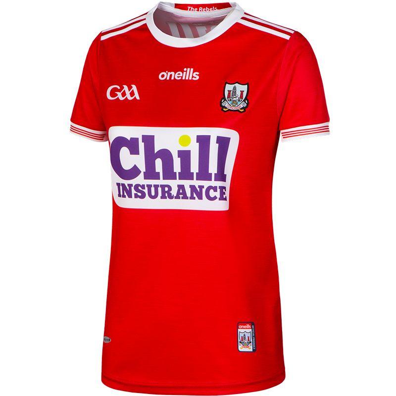 Cork GAA Women's Fit Home Jersey