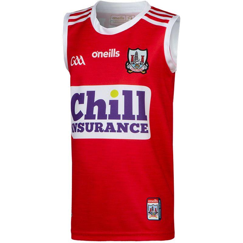 Cork GAA Kids' Vest