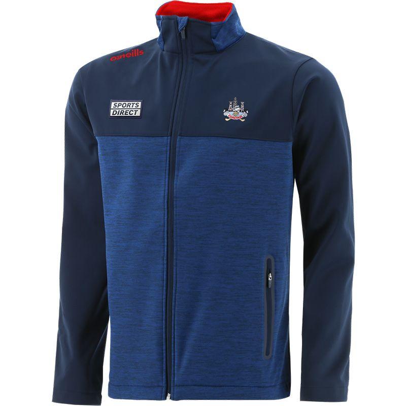 Cork GAA Men's Portland Softshell Jacket Marine / Red