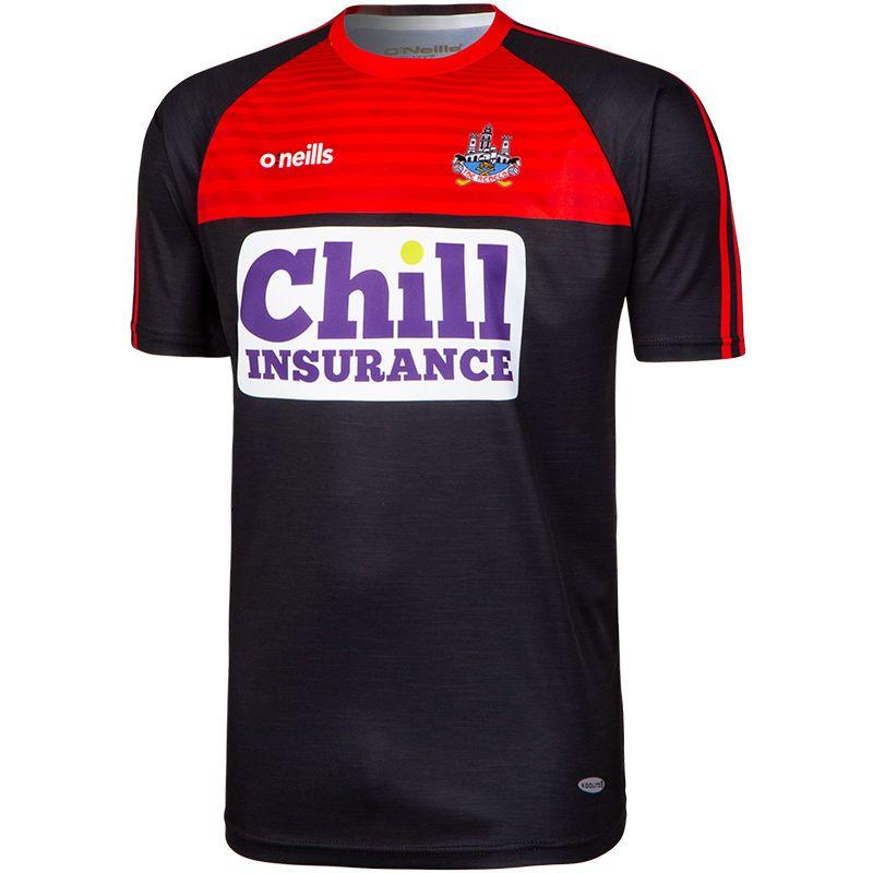 Cork GAA Training Short Sleeve Top