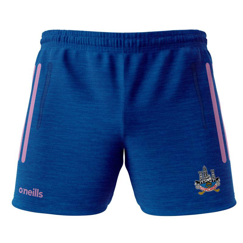 Cork GAA Kids' Voyager Shorts Marine / Pink