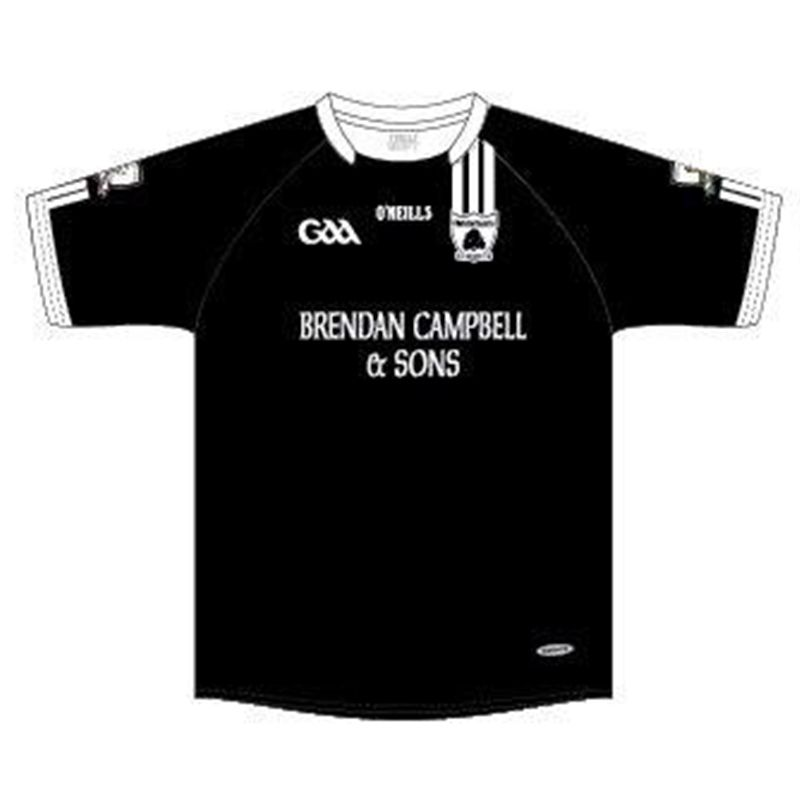 Clonoe O'Rahilly's GAA Jersey (Black)