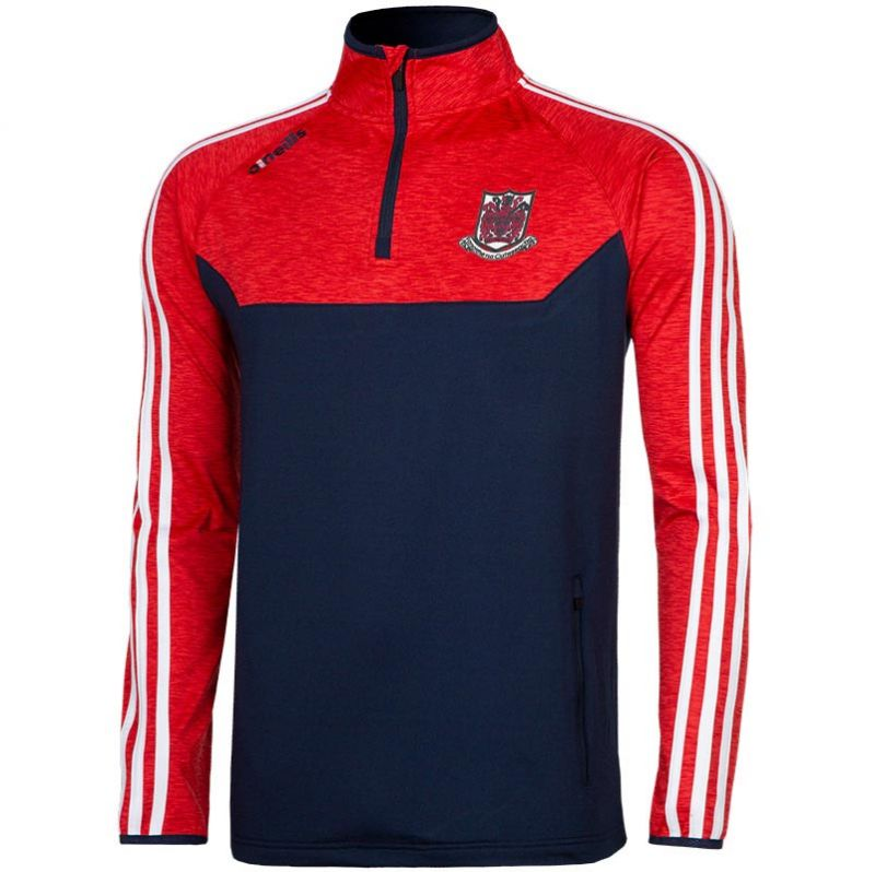 Courcey Rovers Camogie Kasey Brushed Half Zip